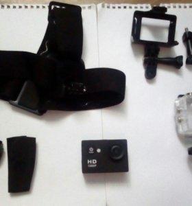 Action Camera Full HD 1080p
