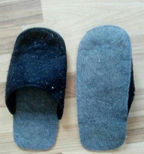 Тапки для уличной обуви