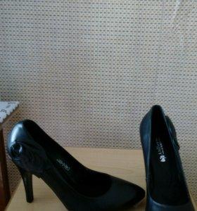 Туфли натуральная кожа👍