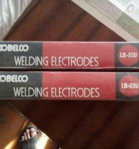 Электроды лб 2,6 и 3