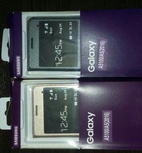 Чехол-книжка для Galaxy A5100/A5(2016)