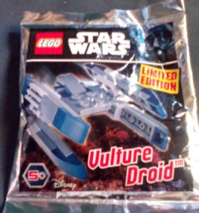 Лего Lego Star wars Uulture Droid