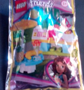 Лего Lego Friends для девочек