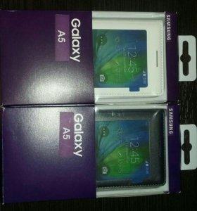 Чехол-книжка для Galaxy A5