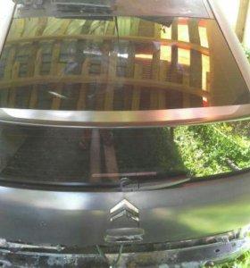 Крышка багажника для Ситроен С4 хэтчбек 3 дв.
