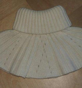 Новый шарф-манишка для малышей от 1 года