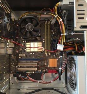 Продам системный блок intel Pentium