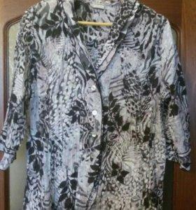Блузка размер 54-56