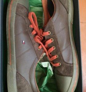 Ботинки Tommy Hilfiger размер 39, 40 кожа