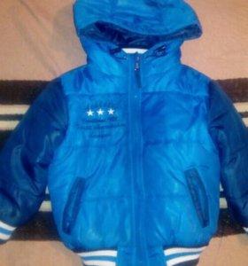 Зимняя Курточка 1-2 года