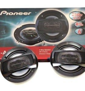 Атомобильная акустика колонки Pioneer TS-A1695