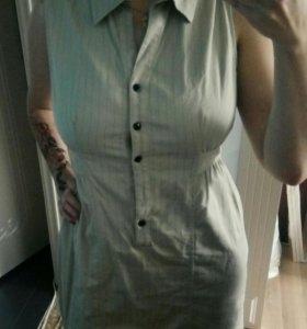 Платье офис