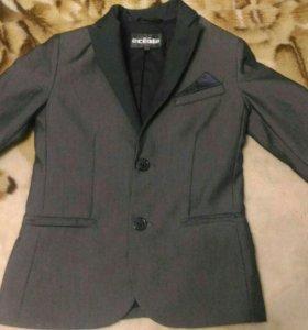 Стильный пиджак для мальчика, Acoola