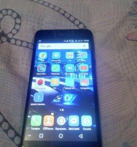 Новый телефон Leagoo m7 5/5 + чехол