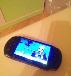 PSP с 17-ю играми