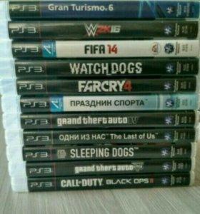 Игры Sony PlayStation 3 (ps3)