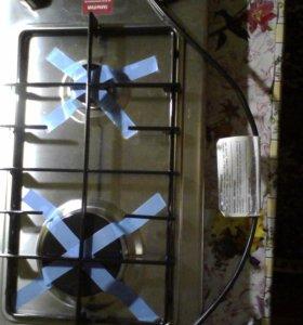 Газово-электрическая плита.