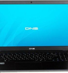 DNS W650SF Игровой с видеокартой 2gb