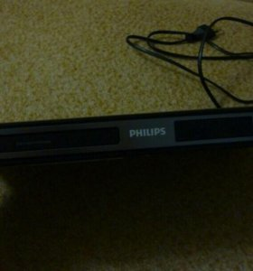 DVD плеер. Philips DVP3520K/51