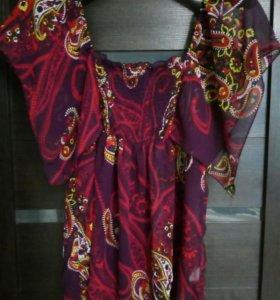 Кофты блузы топы