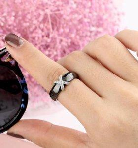Кольцо хрусталь