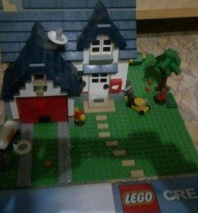 Lego дом 3в1.
