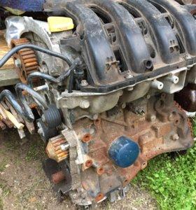 Двигатель Renault Меган два