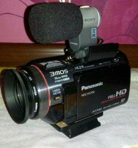 Отличная полупрофессиональная видеокамера