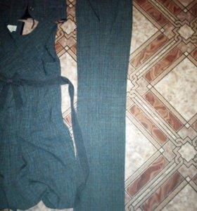 Желетка и брюки(Школьный комплект)
