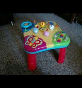 Развивающий столик, развивающая игрушка