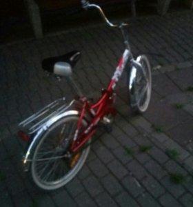 Велосипед стэлс