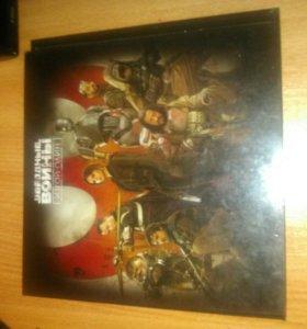 Альбом звёздные войны со всеми карточками