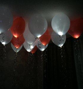 Светодиодные / светящиеся шары