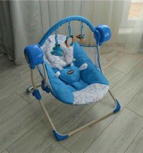 Электрокачели Baby care Balancelle.
