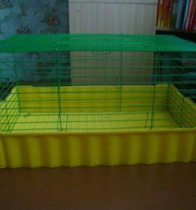 Клетка для морских свинок или кролика