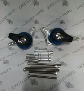 Слайдеры HondaCB400