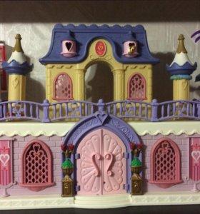 Замок для принцесс