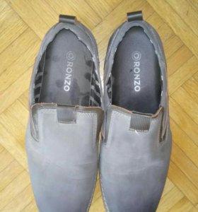 Ботинки мужские 40 рр