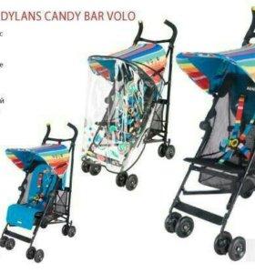 Коляска Maclaren volo Dylan's candy bar.