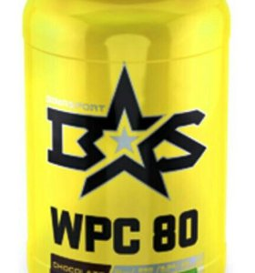 WPC 80 WHEY PROTEIN 1300 ГР.