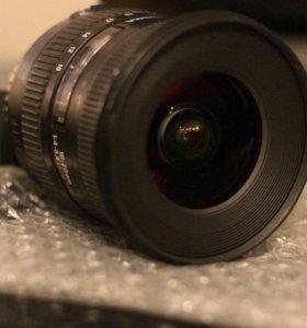 Sigma AF 10-20mm f4-5.6 EX DC HSM Canon EF-S