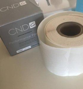Формы CND для наращивания гелем