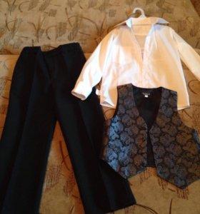 Одежда для мальчика 4-5 лет