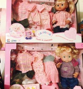 Кукла Baby Toby 4 наряда 9 Функций
