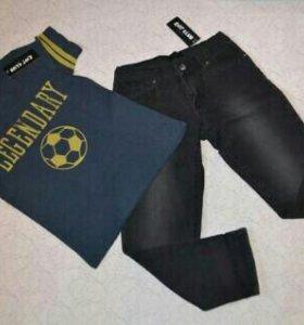 Футболки Англия