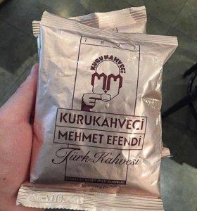 Продаётся турецкий кофе mehmet efendi