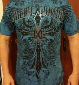 футболка мужская Xtreme couture by affliction