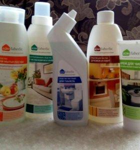 Набор чистящих и моющих средств