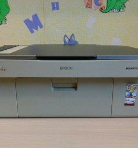 Принтер, сканер, ксерокопия ( 3в 1)