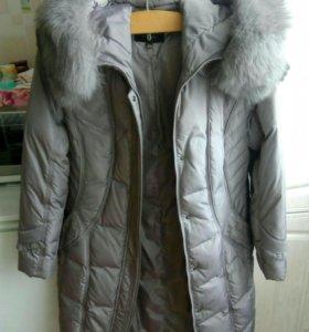 Пуховое пальто (женское)